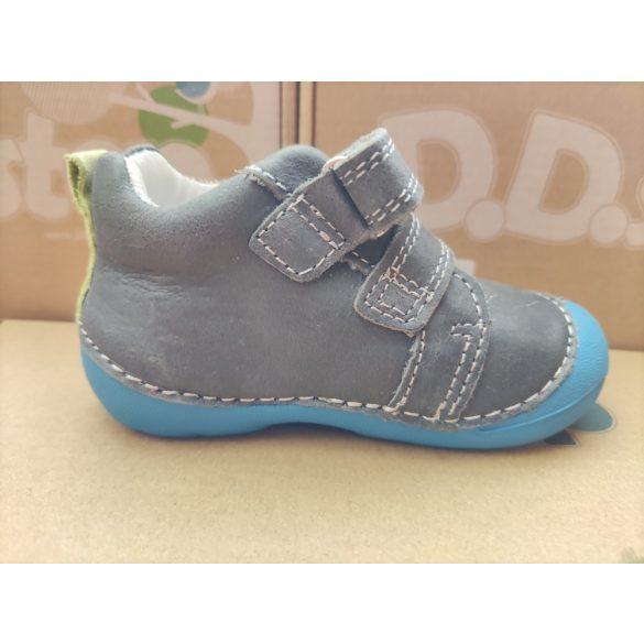D.D. Step fiú bőr cipő 19-s méretben