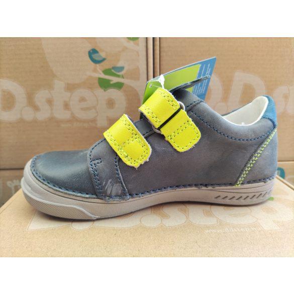 D.D. Step fiú bőr cipő 25,26,28,29,30-s méretben