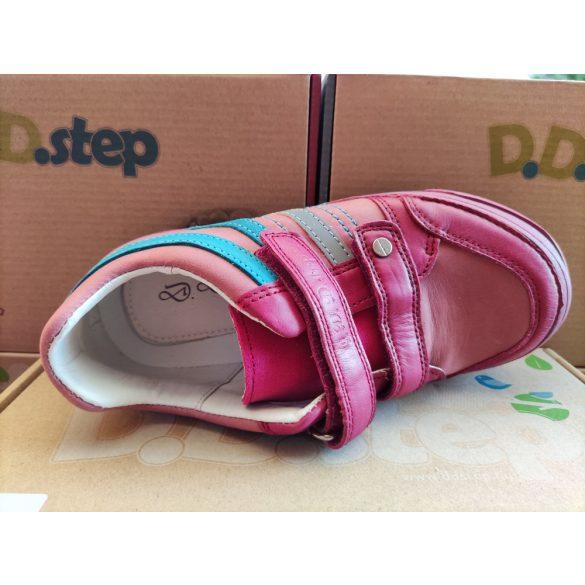 D.D. Step lány bőr cipő 32,36-s méretben