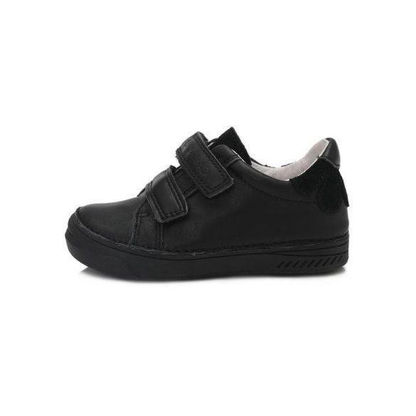 D.D. Step lány bőr cipő 25,26,27,30-s méretben