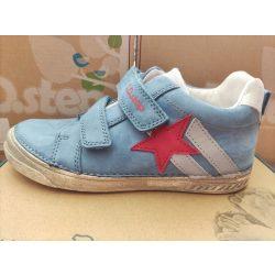 D.D. Step fiú bőr cipő 32,33,34-s méretben