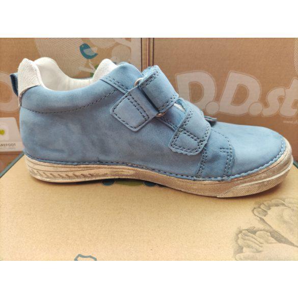 D.D. Step fiú bőr cipő 32,33,34,35-s méretben