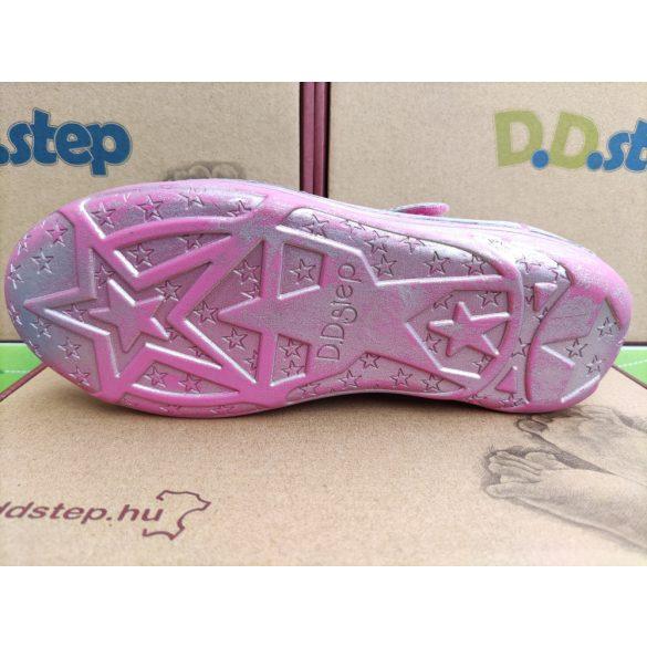 D.D. Step lány bőr szandálcipő 31,32,33,34,35-s méretben