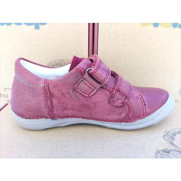 D.D. Step lány bőr cipő 25-s méretben