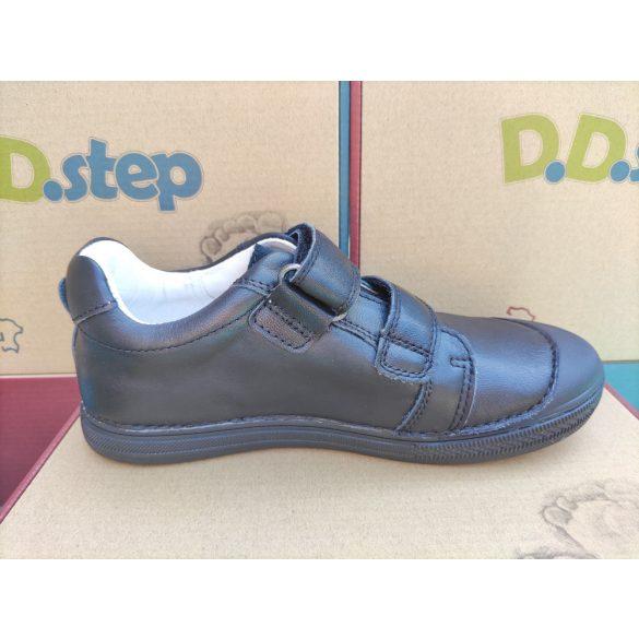 D.D. Step bőr cipő 31,32,34,35,36-s méretben