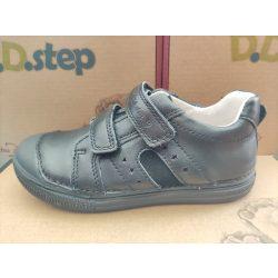 D.D. Step bőr cipő 25,26,27,29,30-s méretben