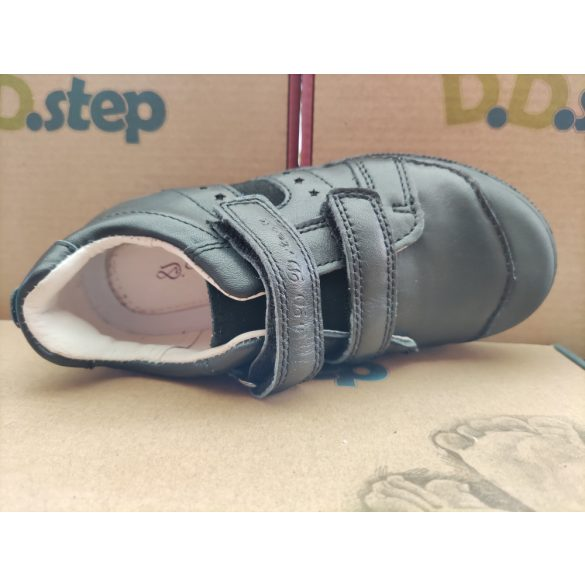 D.D. Step bőr cipő 26,30-s méretben