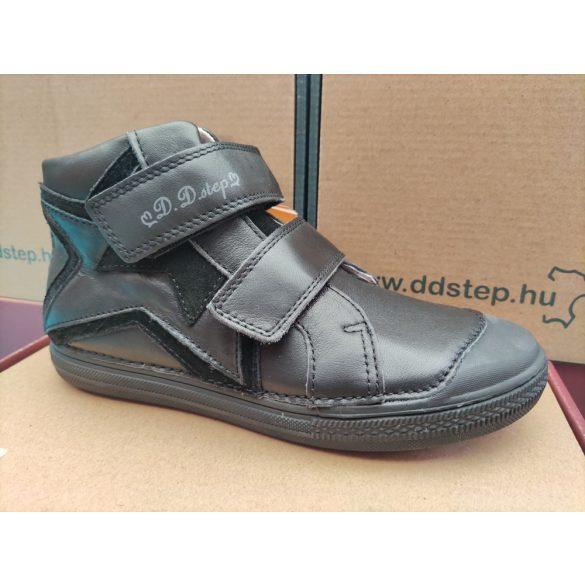 D.D. Step bőr cipő 31,32,33,35,36-s méretben