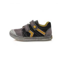 D.D. Step fiú bőr cipő 25,26,27,30-s méretben