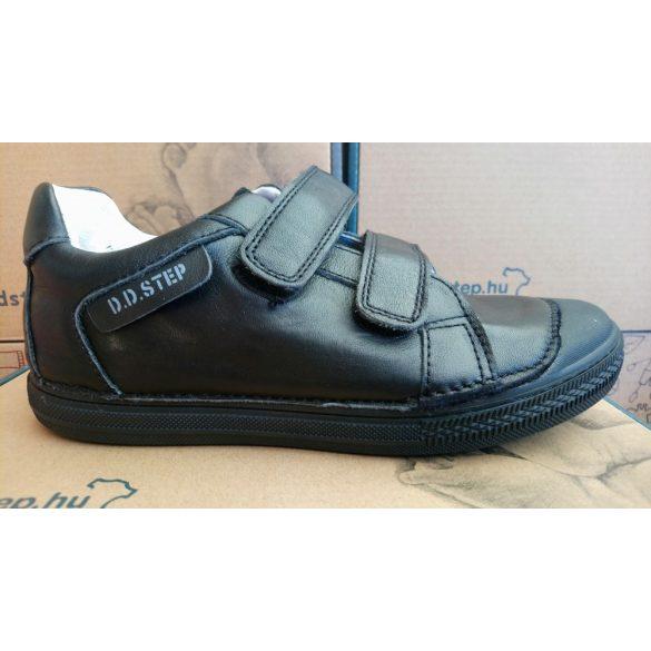 D.D. Step fiú bőr cipő 31,32,33,35-s méretben