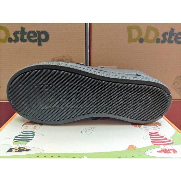 D.D. Step fiú bőr cipő 35-s méretben