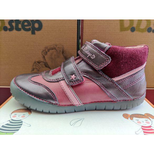 D.D. Step lány bőr cipő 32,33,34,35,36-s méretben