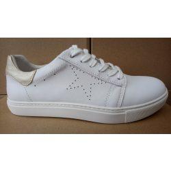 Stitch and walk lány bőr cipő 37-s méretben