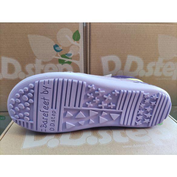 Esztétikai hibás D.D. Step lány bőr cipő 35-s méretben