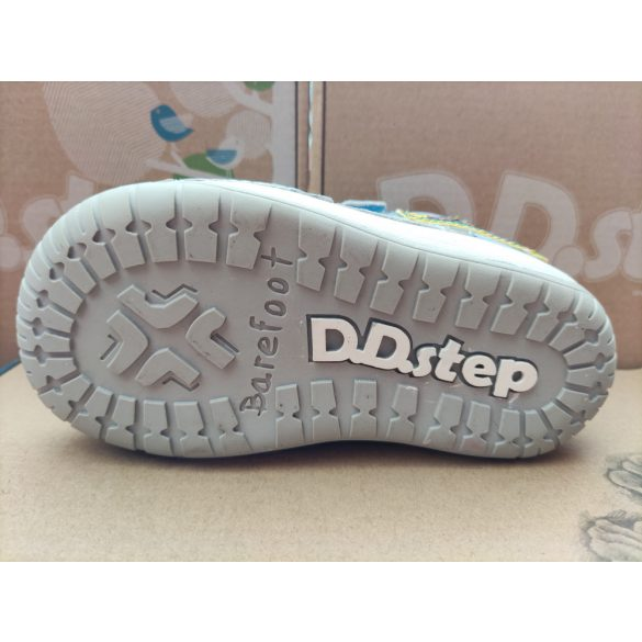 D.D. Step fiú bőr cipő 24-s méretben