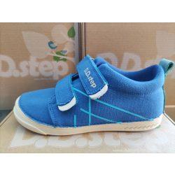 D.D. Step fiú vászon cipő 31,32,34,35,36-s méretben