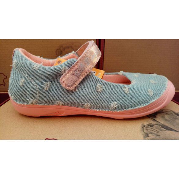 D.D. Step lány vászon cipő 31,32,33,35-s méretben