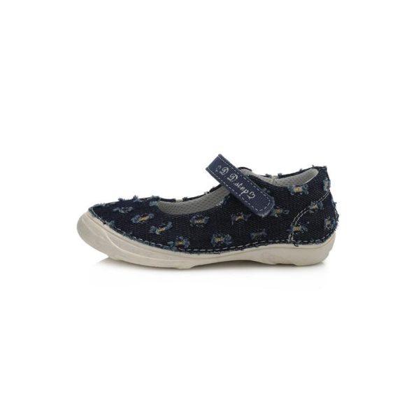D.D. Step lány vászon cipő 31,32,33,34,35,36-s méretben