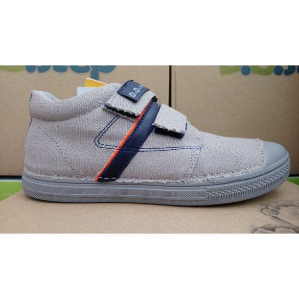 D.D. Step fiú vászon cipő 31,32,33,34,35,36-s méretben