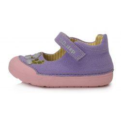 D.D. Step lány vászon cipő 19,20,21,22,23,24-s méretben