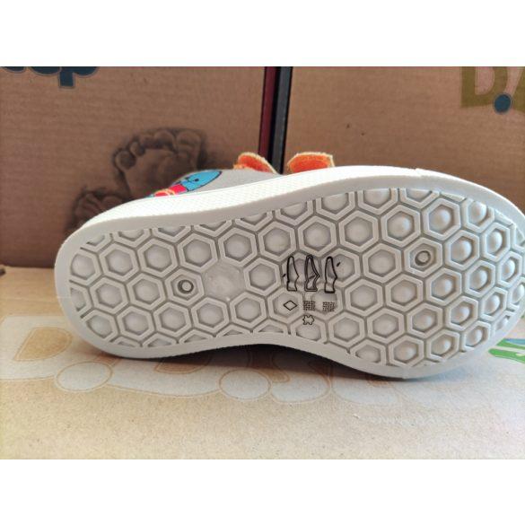 D.D. Step fiú vászon cipő 20,21-s méretben