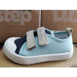 D.D. Step fiú vászon cipő 20,23,24,25-s méretben