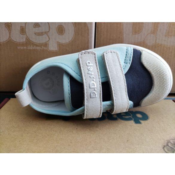 D.D. Step fiú vászon cipő 20,21,22,23,24,25-s méretben