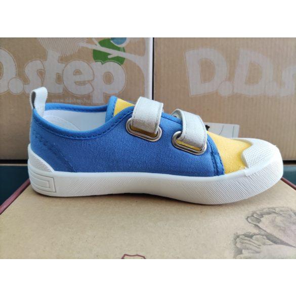 D.D. Step fiú vászon cipő 30,31-s méretben