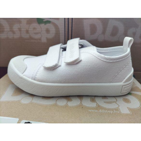 D.D. Step lány vászon cipő 24,25,26,27,28,29-s méretben