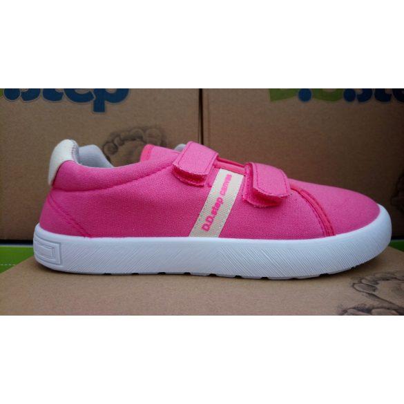 D.D. Step lány vászon cipő 35,36,37-s méretben