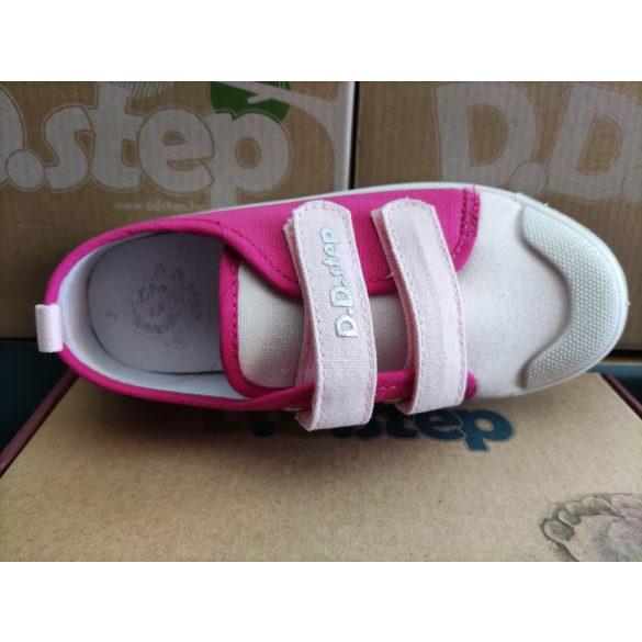 D.D. Step lány vászon cipő 29-s méretben