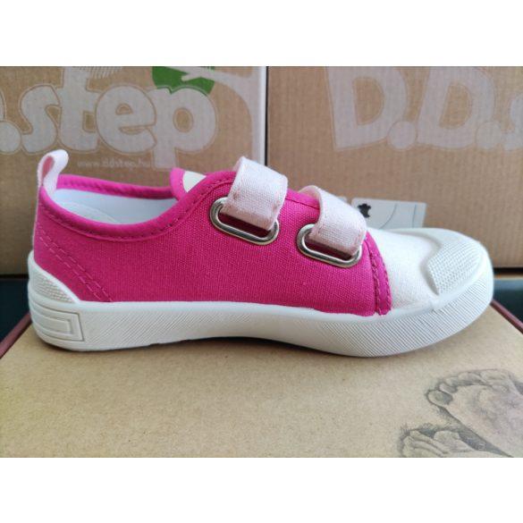 D.D. Step lány vászon cipő 27,28,29,30,31-s méretben