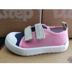 D.D. Step lány vászon cipő 20,21,23,24-s méretben