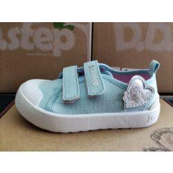D.D. Step lány vászon cipő 20,21,22-s méretben