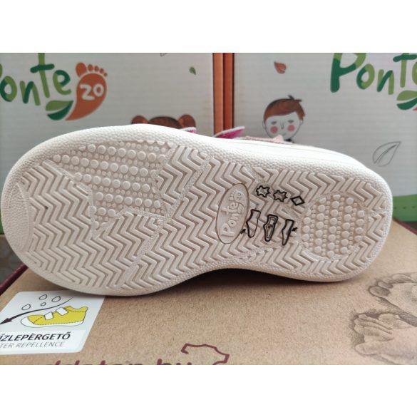 Ponte20 supinált lány bőr cipő 22,24,25,26,27-s méretben