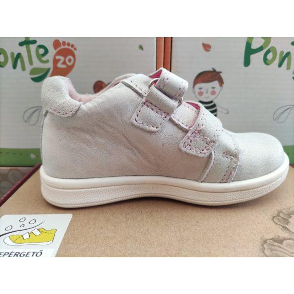 Ponte20 supinált lány bőr cipő 22,23,24,26,27-s méretben
