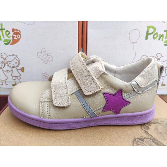Ponte20 supinált lány bőr cipő 30,31-s méretben
