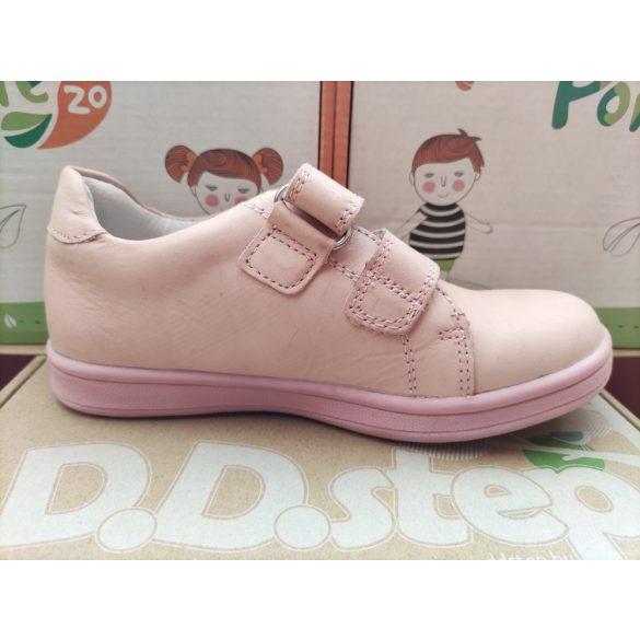 Ponte20 supinált lány bőr cipő 28-s méretben