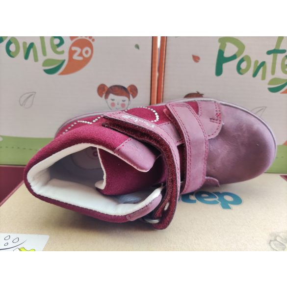 Ponte20 supinált lány bőr cipő 28,29,30,33-s méretben