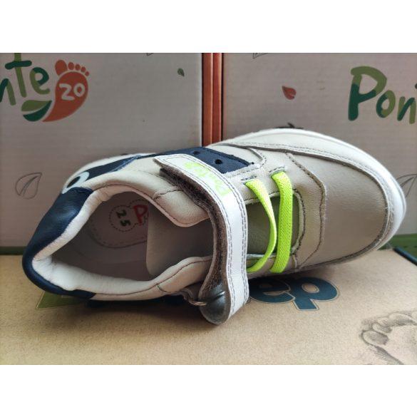 Ponte20 supinált fiú bőr cipő 25-s méretben