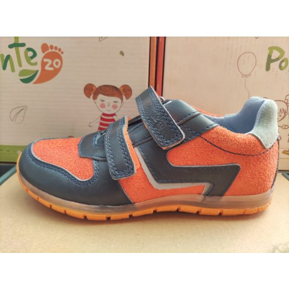 Ponte20 supinált fiú bőr cipő 30-s méretben