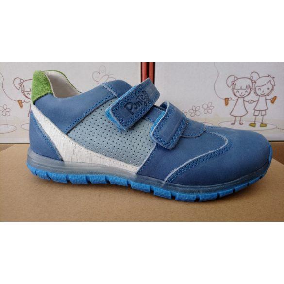 Ponte20 supinált fiú bőr cipő 28,29,31,32,33-s méretben