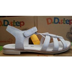 D.D. Step lány bőr szandál 28,29,30,31,32,33-s méretben
