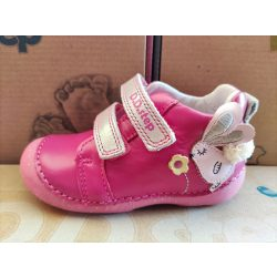 D.D. Step lány bőr cipő 22,23-s méretben