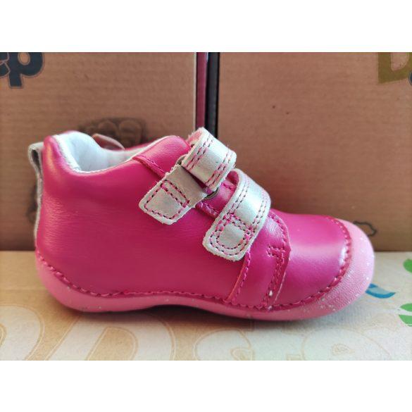 D.D. Step lány bőr cipő 21,22,23-s méretben