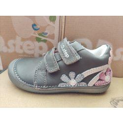 D.D. Step lány bőr cipő 25,26,28,29,30-s méretben